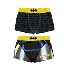2-pack Boxerkalsonger Batman Black 6/8 år 116-128 cm,