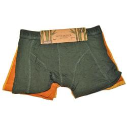 3-pack Boxerkalsonger Bambu MultiColor 110/116