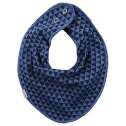 Bib/Dregellapp, True, Navy Mörkblå, Mörkblå one size