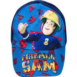 Brandman Sam keps, Blå Blue 52