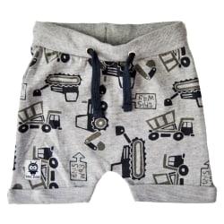Jogging shorts baby pojk Grey 68