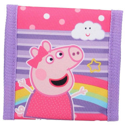 Peppa Pig/Greta gris plånbok Rosa