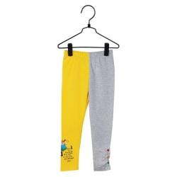 Pippi Långstrump Citat Leggings (Gul) Yellow 116, 116