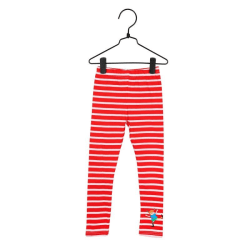 Pippi Långstrump leggings röd/rosa Red 86