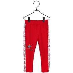 Pippi Långstrump På lina-treggings röd Red 104