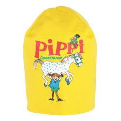 Pippi Långstrump Starkast Mössa (Gul) Yellow 48/50
