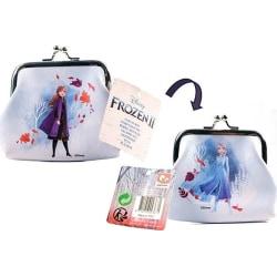 Plånbok/Börs Frost/Frozen II Ljusblå