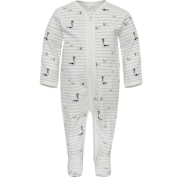 Pyjamasoverall med fot,  And,  Fixoni Blue 62