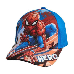 Spider-Man keps, Hero, Blå Blue 52