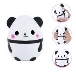 Stressboll / Klämboll-Panda 12cm