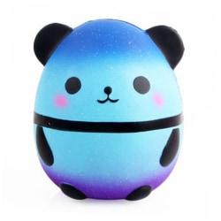 Stressboll / Klämboll-Panda Galaxy 10cm