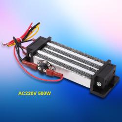 AC 220V 500W High Power Electric Ceramic Thermostatic Semico