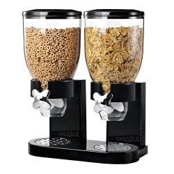 Cornflakes Dispenser - Dubbel Black