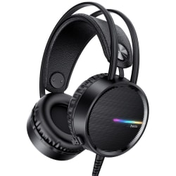 Gaming Headset med Mikrofon for Xbox One/ PS4. / PS5 Hörlurar Svart