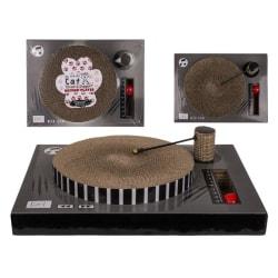 Klösbräda - Katt Vinylspelare - DJ vinylplattor - Skivspelare