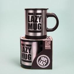 Lazy mugg - Självrörande