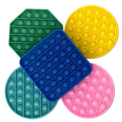 Pop it Fidget Toys (5-Pack)
