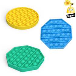 Pop it Fidget Toys (3-pack)