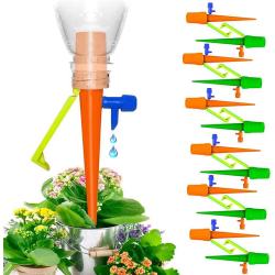 12-pack Automatisk bevattning, perfekt för semester! multifärg