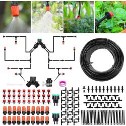 Bevattningssystem trädgård, 30m