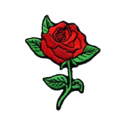 "ROS BRODYR TYG  GRADE A ""L 5 cm ""H 8 cm multifärg"