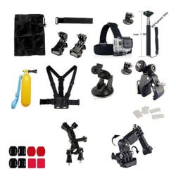 32 i 1 GoPro Utomhus Accessoarer Kit för GoPro Hero