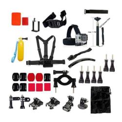 35 i 1 GoPro Accessoarer Kit för GoPro Hero