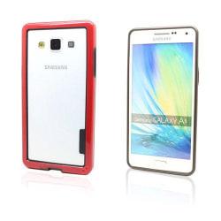 Alkio Samsung Galaxy A5 Bumper + TPU Skal - Röd