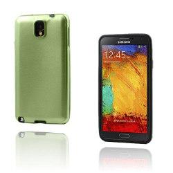 Alu Guard (Grön) Samsung Galaxy Note 3 Aluminum Skal