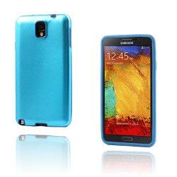 Alu Guard (Ljusblå) Samsung Galaxy Note 3 Aluminum Skal