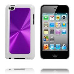 Aluminium Glare (Lila) iPod Touch 4 Skal