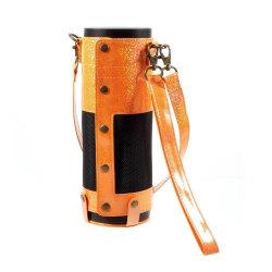 Amazon Echo Show Läder fodral väska - Orange