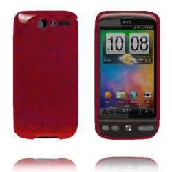 Amazona (Röd) HTC Desire G7 Skal