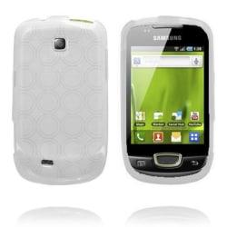 Amazona (Vit) Samsung Galaxy Mini Skal