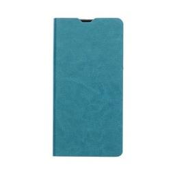 Amdrup Läderfodral med Stativ för LG G5 - Blå