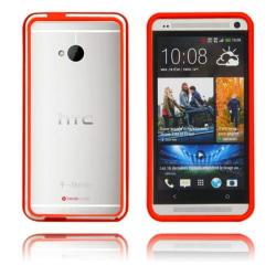 Anti-Stöt (Röd) HTC One Bumper