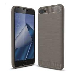 ASUS Zenfone 4 Max 5.5 (ZC554KL) Stilrent skal - Grå