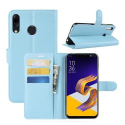 Asus Zenfone 5 ZE620KL mobilfodral silikon syntetläder ståen