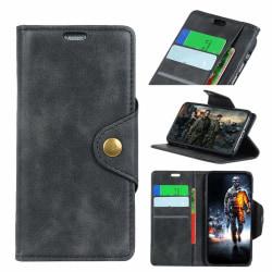 Asus Zenfone 5 ZE620KL mobilfodral syntetläder silikon ståen