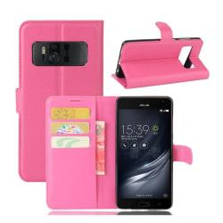 Asus ZenFone AR (ZS571KL) Fodral med plånbok - Rosa