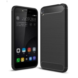 Asus ZenFone Live (ZB501KL) Skal med karbonfiber design - Sv
