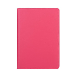 Asus Zenpad 10 litchi textur läderfodral - Varm rosa