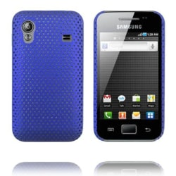 Atomic (Blå) Samsung Galaxy Ace Skal