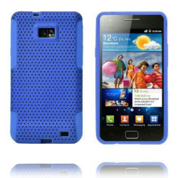 Atomic (Blå) Samsung Galaxy SII Skal