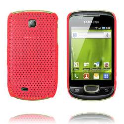 Atomic (Ljusrosa) Samsung Galaxy Mini Skal