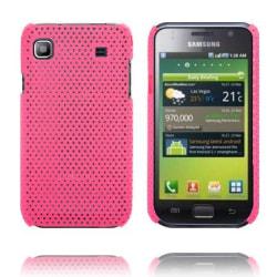 Atomic (Ljusrosa) Samsung Galaxy S Skal