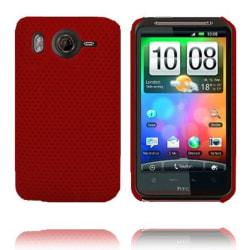 Atomic (Röd) HTC Desire HD Skal