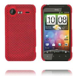Atomic (Röd) HTC Incredible S Skal