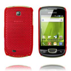 Atomic (Röd) Samsung Galaxy Mini Skal
