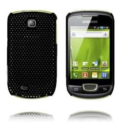 Atomic (Svart) Samsung Galaxy Mini Skal